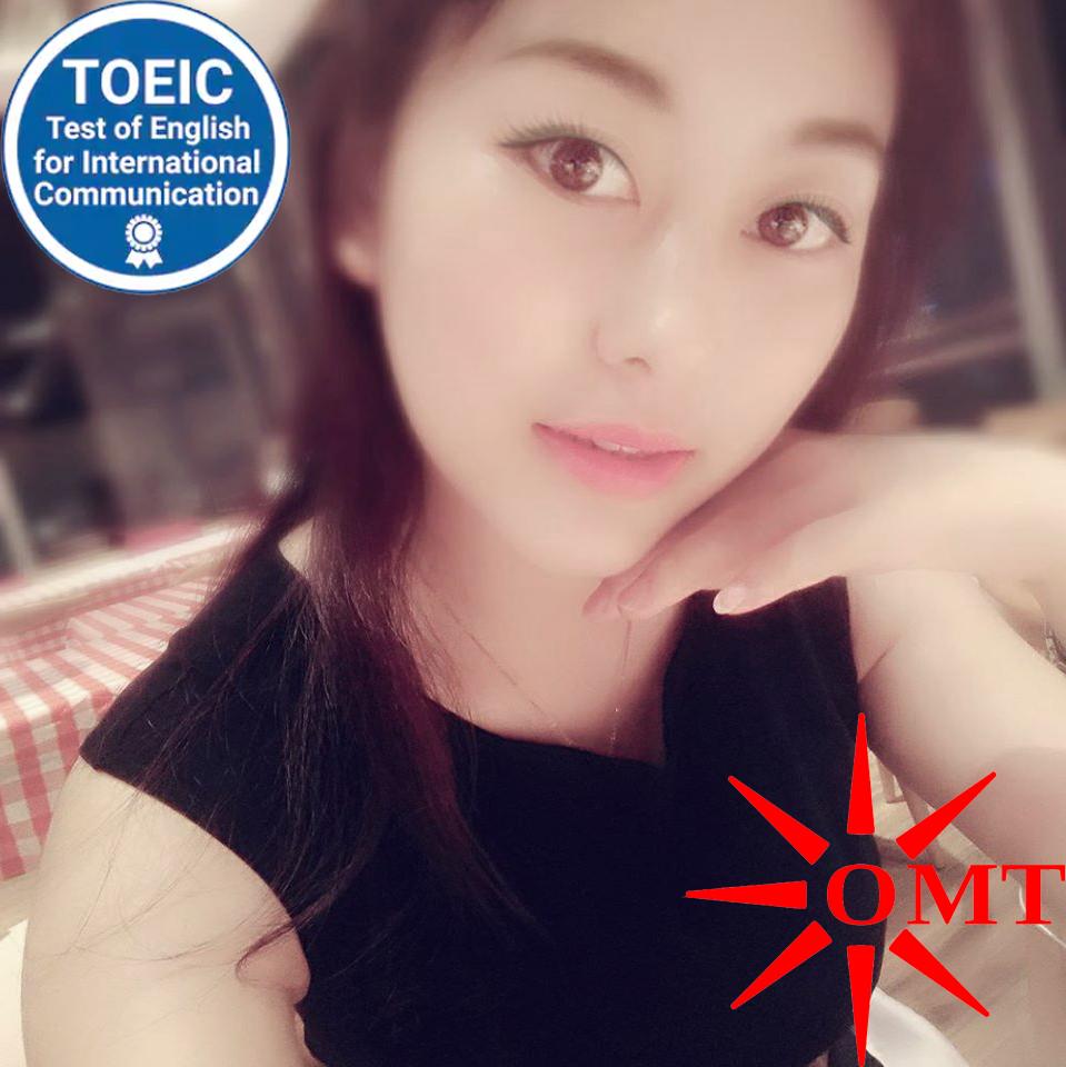 Gia sư TOEIC Nguyễn Bích Hà